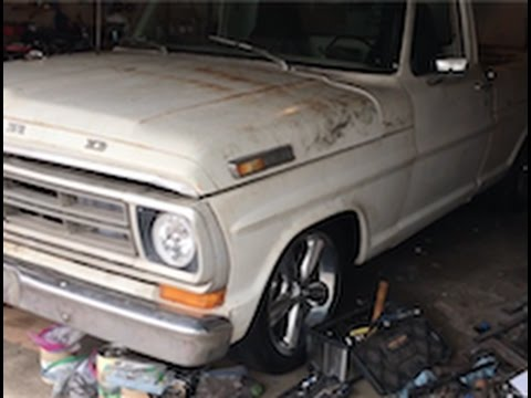 F100 Crown Vic Full Frame Swap Quot F71 Quot Episode 10 Bed Hump