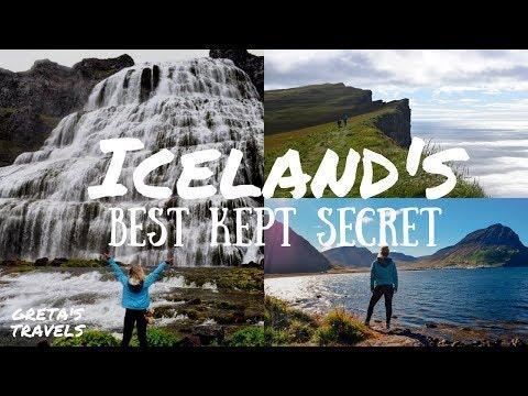 ICELAND'S BEST KEPT SECRET: Road trip in the Westfjords - ICELAND PART 2