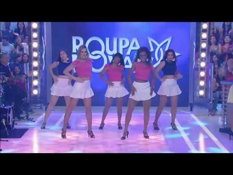 Roupa Nova encanta com sucesso Meu Sentimento Voa Muito Mais no Domingo Show