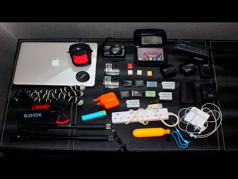 DAILY VLOG ESSENTIALS FOR TRAVELING | SouthEast Asia