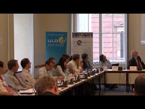 IPEN Workshop, Berlin, 26 September 2014, Session 1
