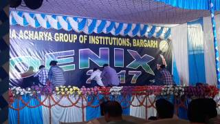 Diploma 3rd yr Electrical Engg Student Perform in Annualday 2017
