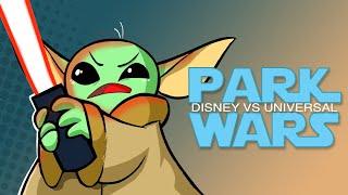 Disney VS Universal