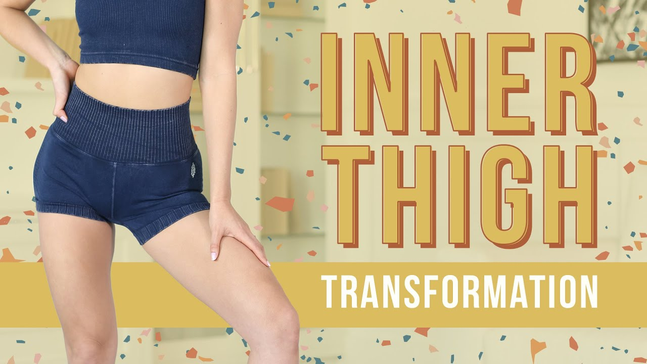 10 Minute Inner Thigh Slimmer | Total Body Transformation Workout