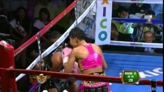 Arely Muciño vs Shindo Go