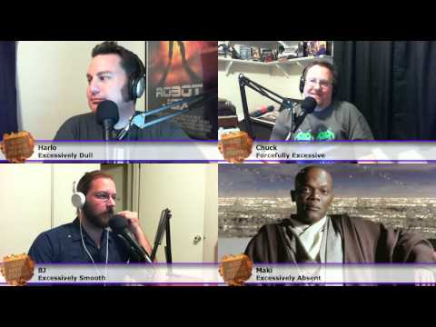 BMFcast234 - Excessive Force Live Stream