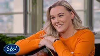 "Camilla gets group hug after her ""Figures"" cover 