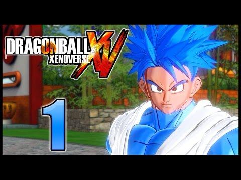 Dragon Ball Xenoverse: Le Nouveau Guerrier   Episode 1 [FR]