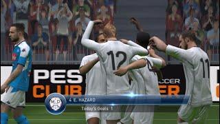 PES CLUB MANAGER 2021 GAMEPLAY screenshot 4