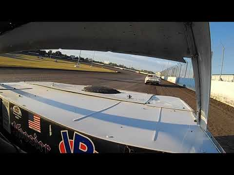Double Speed since 4x seemed too fast, ride along and enjoy! In-car video from the 4CF Pure Stock Driver: Dustin Schoonover Track: Longdale Speedway ... - dirt track racing video image