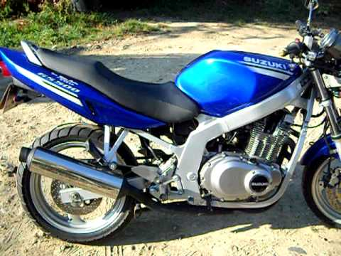 suzuki 500 gs 2001 youtube. Black Bedroom Furniture Sets. Home Design Ideas