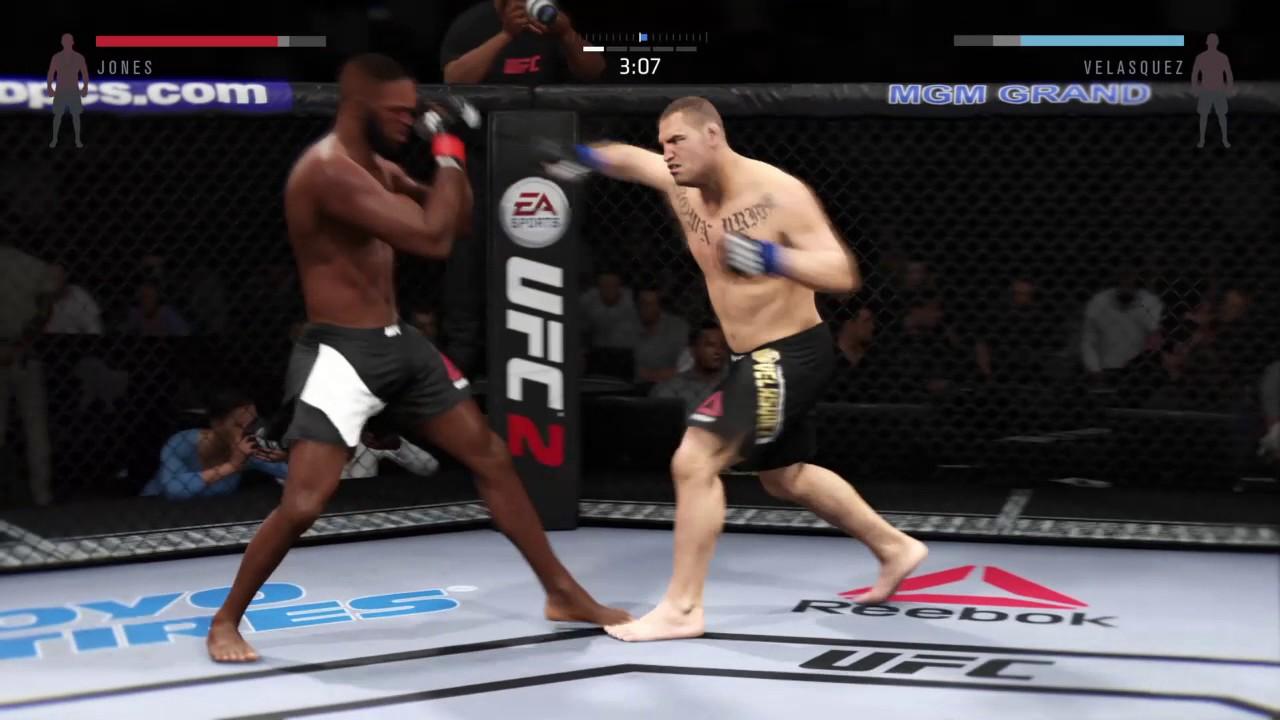 UFC 2 Jon Jones vs Cain Velasquez - YouTube Jon Jones Vs Cain Velasquez