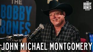 John Michael Montgomery Takes A Tripd Down Memory Lane