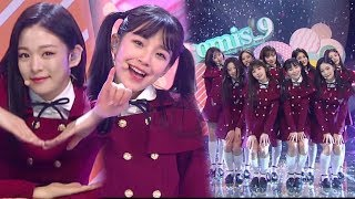 《Debut Stage》 fromis 9(프로미스나인) - To Heart @인기가요 Inkigayo 20180128 - Stafaband
