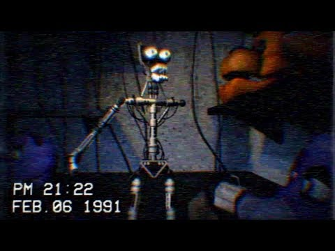 [FNAF] Endo 01 Testing Tape 1991 - Five Nights at Freddy's 1 thumbnail
