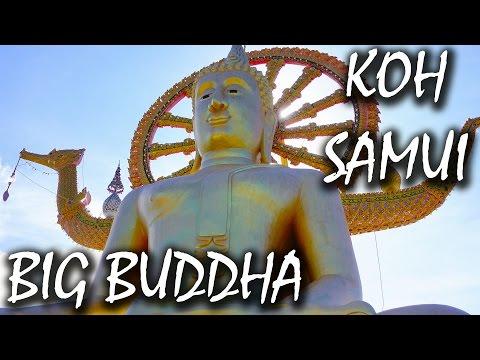 Big Buddha & ekliges Essen auf Koh Samui - Thailand | VLOG #18