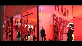 Fashion's Night Out 2017 в Sanahunt Department Store
