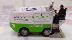 Marli-areenan jääkone - Zamboni at Marli Arena, Turku