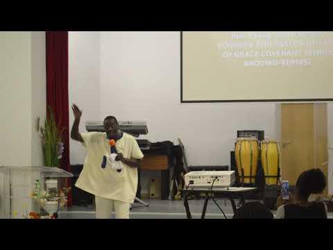 Lord Kenya at House of Faith ministries Frankfurt 17.12.2017