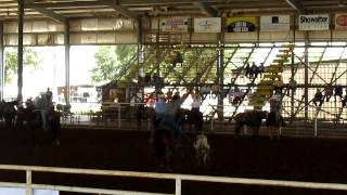 Danny Dietz Memorial Team Roping 2012
