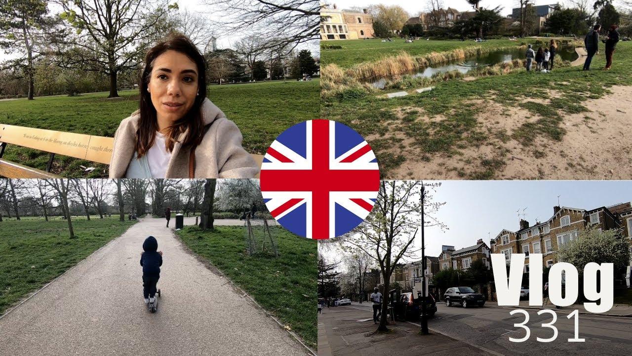 LONDRES POCO A POCO SALIMOS DE RESTRICCIONES + PICNIC CON MI AMOR CHIQUITO / Mexicana en Londres