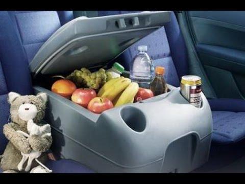 видео: Автомобильный холодильник. Какой холодильник для авто лучше?