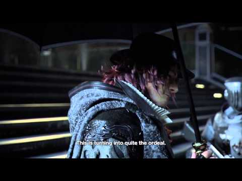 FINAL FANTASY XV -- Announcement Trailer (E3 2013)