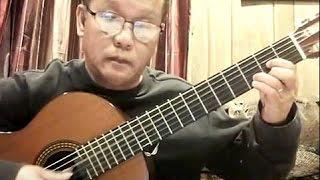 Khói Trời Mênh Mông (Trịnh Công Sơn) - Guitar Cover by Hoàng Bảo Tuấn
