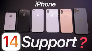 Which iPhone will get iOS 14? - iOS 14 Supported Devices