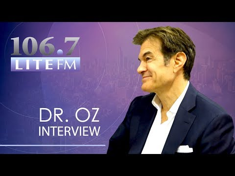Lite FM Mornings - Dr. Oz Talks Halloween And The Lifestyle Health & Wellness Expo