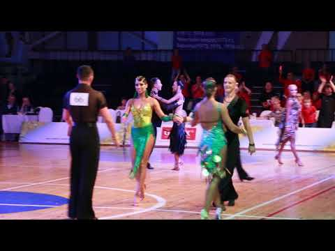 Jive or Quickstep? WDSF OPEN Latin Moscow - Challenge
