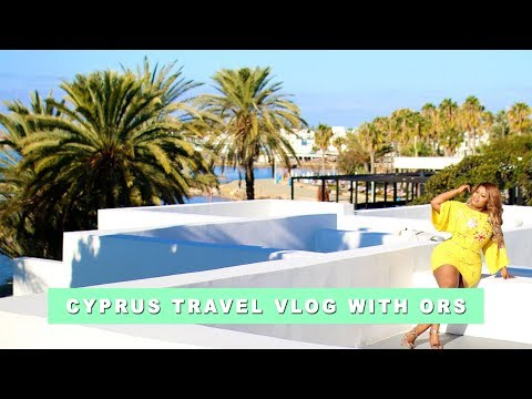 TRAVEL | Amazing getaway to beautiful Cyprus with ORS | Edee Beau