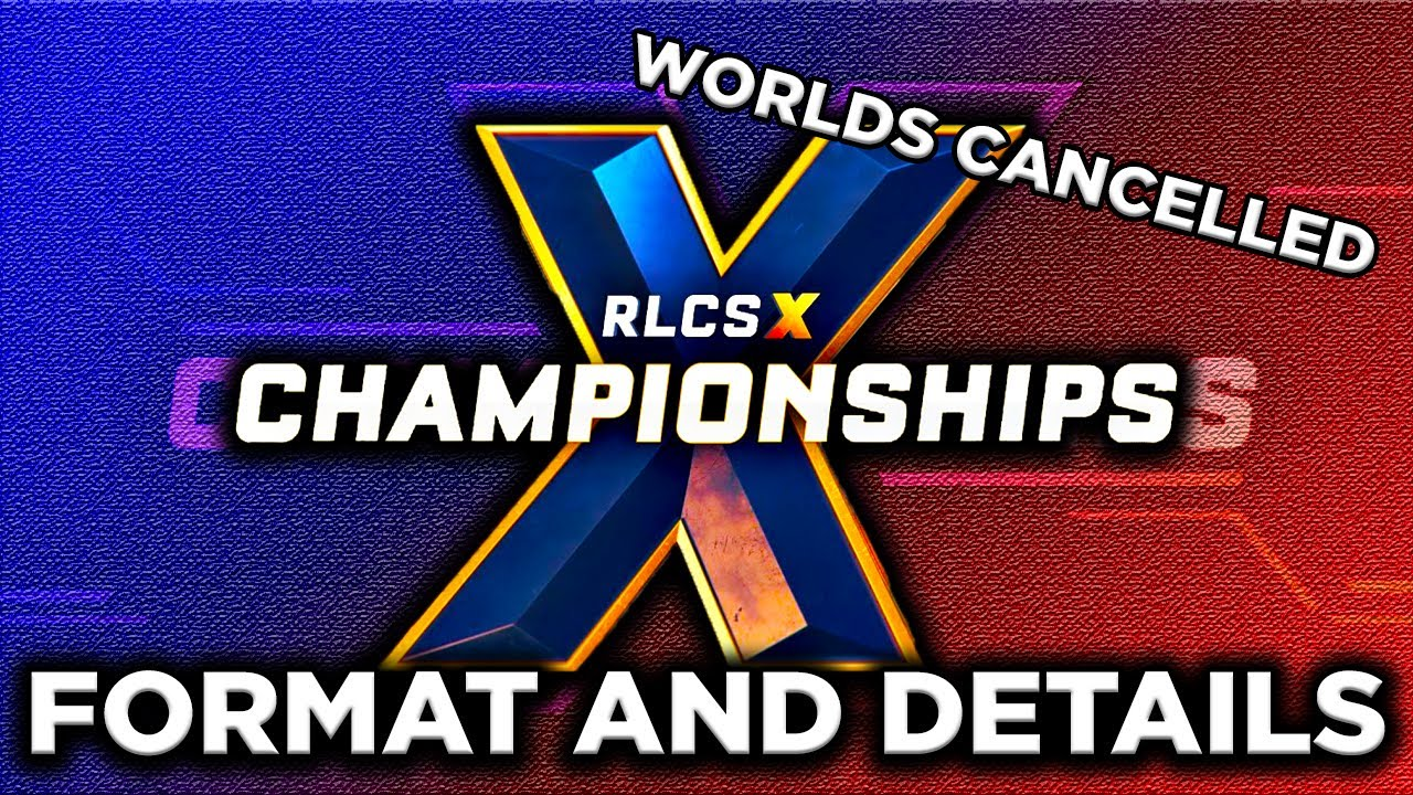 Pros & Community Frustrated with No RLCS X Worlds | RLCS X Championships Format & Details
