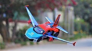 flying car review