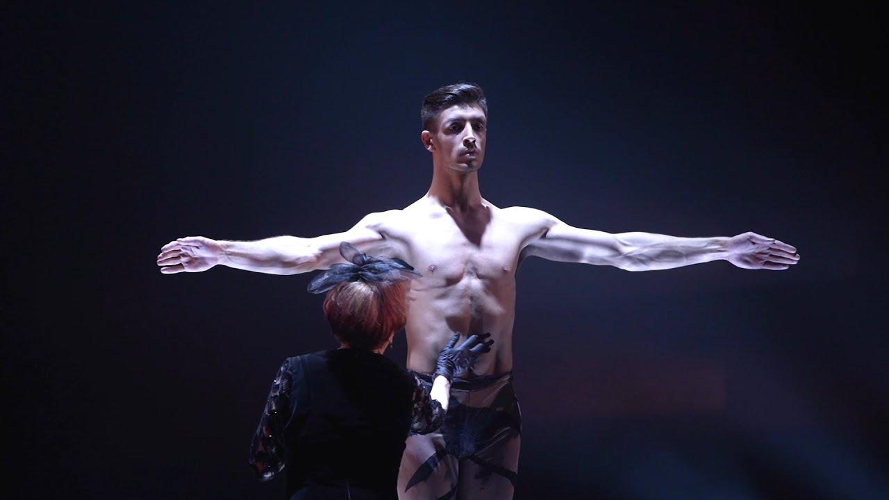 Ballet Pécs: Vasarely Etudes – premiere at Müpa Budapest