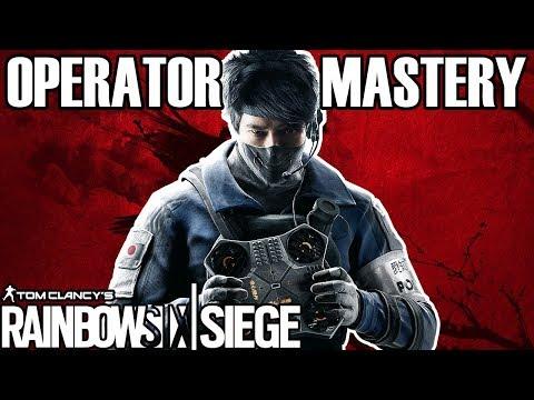 Operator Mastery: Echo - Rainbow Six Siege