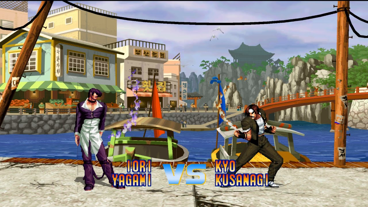 The King of Fighters '98 - 4K Remastered Widescreen