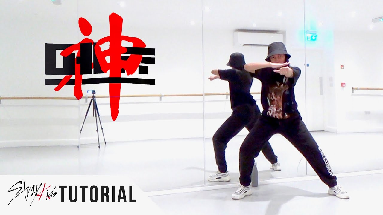 [FULL TUTORIAL] Stray Kids - '神메뉴 (God's Menu)' - Dance Tutorial - FULL EXPLANATION