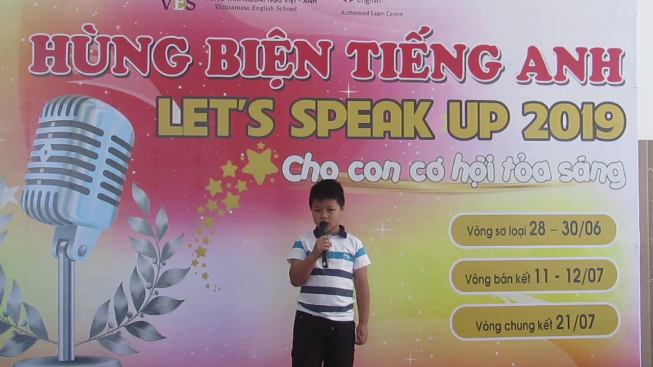 Trung tâm Ngoại ngữ Việt Anh – VES – TRỊNH BÌNH PHƯỚC – STARTERS