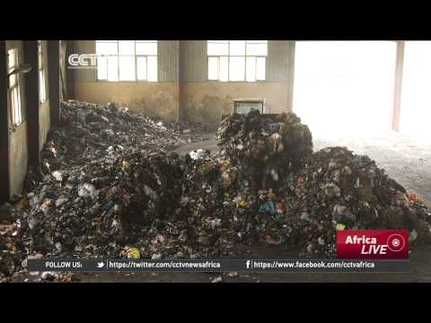 Ghana Strives to have Eco-Friendly Garbage Disposal