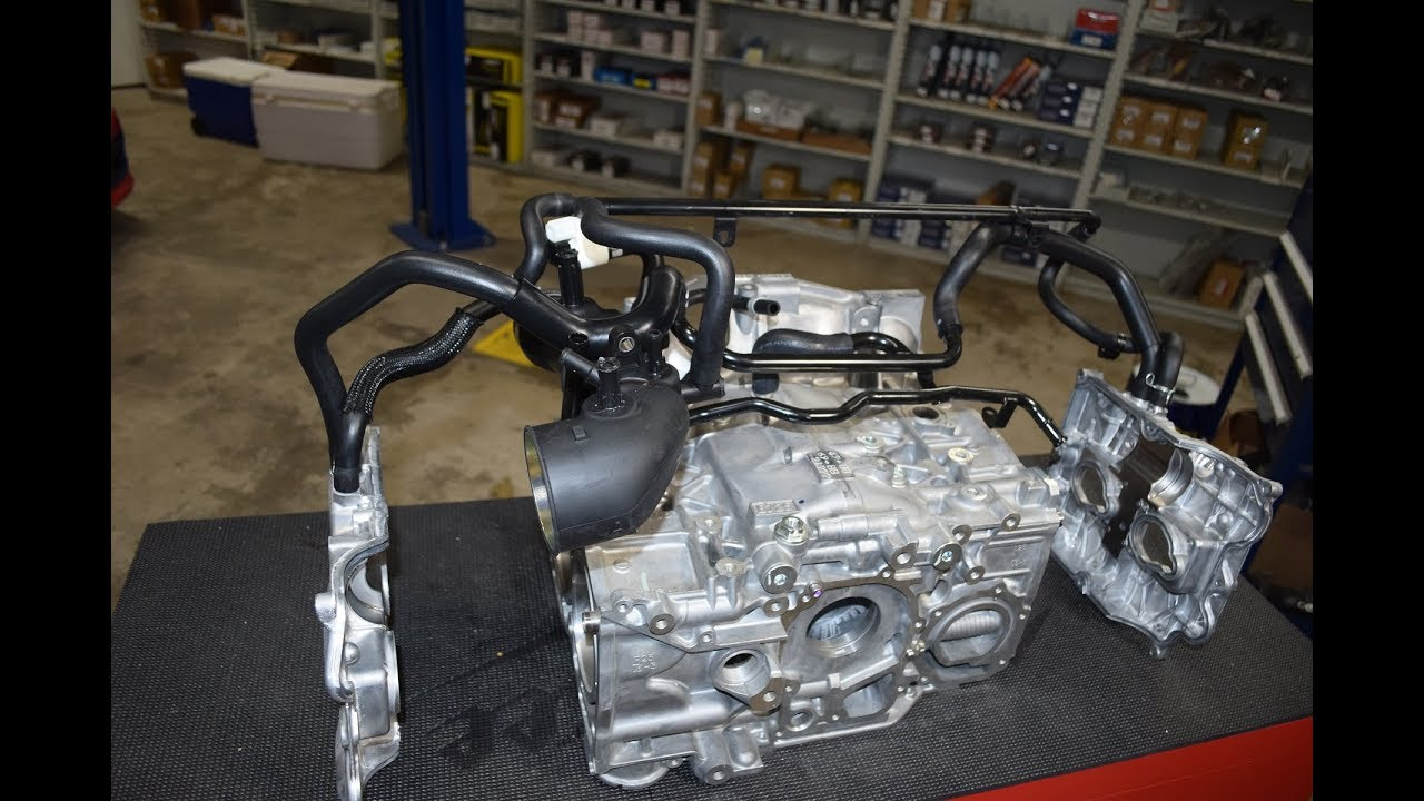 Taking A Look At The Subaru Ej25 Turbo Pcv System Youtube