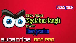 Gambar cover Ngelabur langit spesial ska reggae cover dhevy geranium.