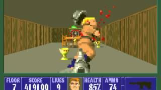 """[TAS] DOS Wolfenstein 3D """"Episode 1"""" by dwangoAC & slamo in 02:41.42"""