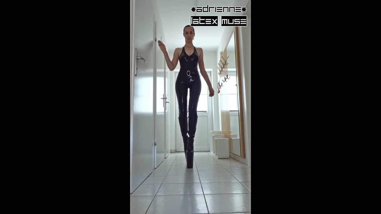 12 inch boots walking at home adrienne youtube