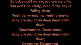 Jay Sean ft Lil Wayne Down [Lyrics] HQ