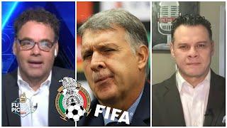 EL TRI está por encima de Italia Holanda y Alemania Creíble el ranking de FIFA Futbol Picante