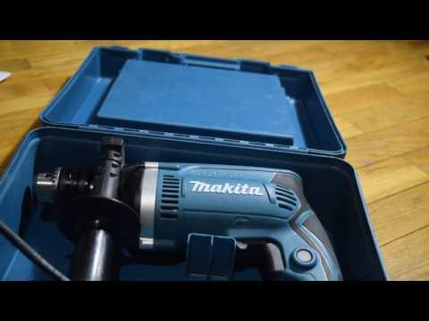 Дрель Makita HP 1630 KX 2. Покупать не стоит.