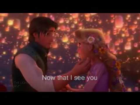 Thumbnail: Tangled - I See The Light lyrics (OFFICIAL VIDEO)