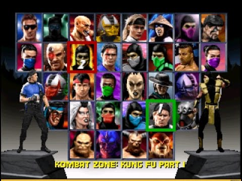 [PlayStation] - Mortal Kombat Trilogy - All Fatalities, Animalities, Brutalities and Friendships