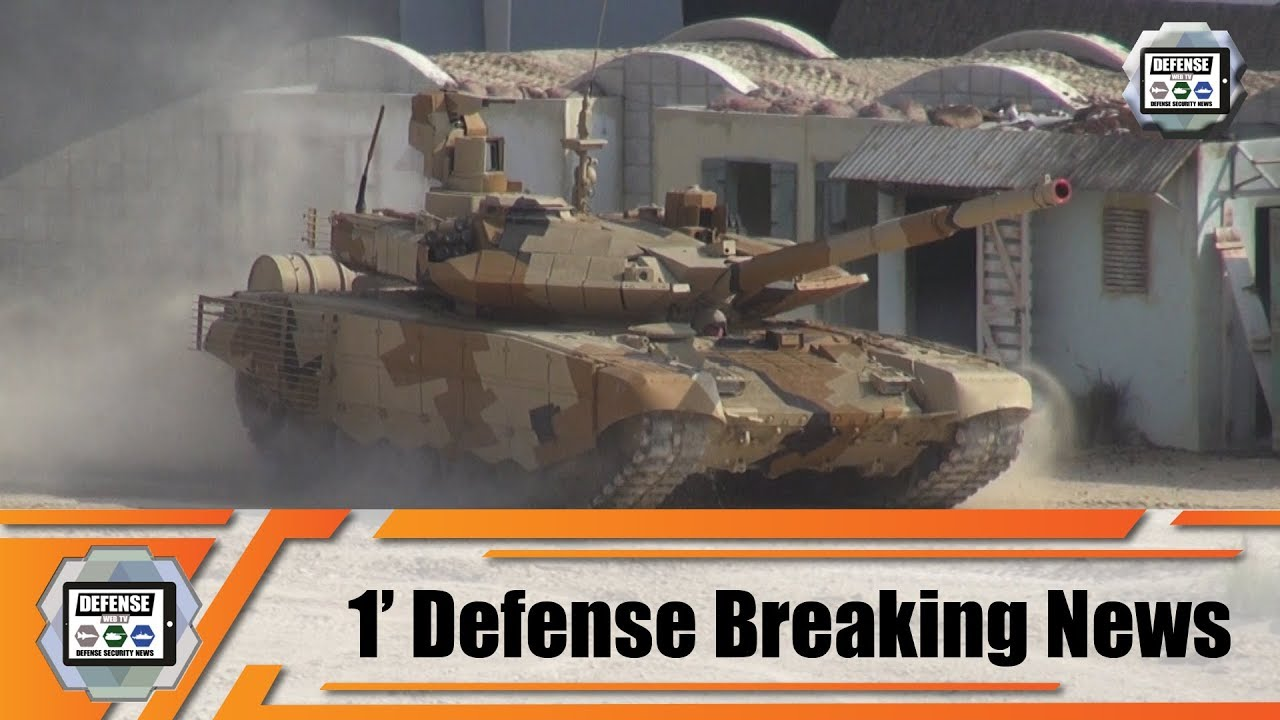 India to purchase 464 Russian-made T-90MS main battle tanks 1' Defense Breaking News